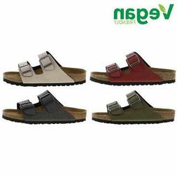 Birkenstock Arizona Vegan Grey Red Green White Mens Womens S