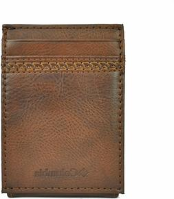 Columbia Built In RFID-Blocking Shield Wallet With Magnetic
