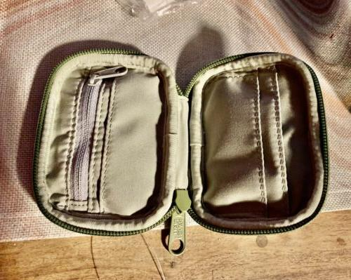 Authentic With Fjallraven Kanken Card Army Green