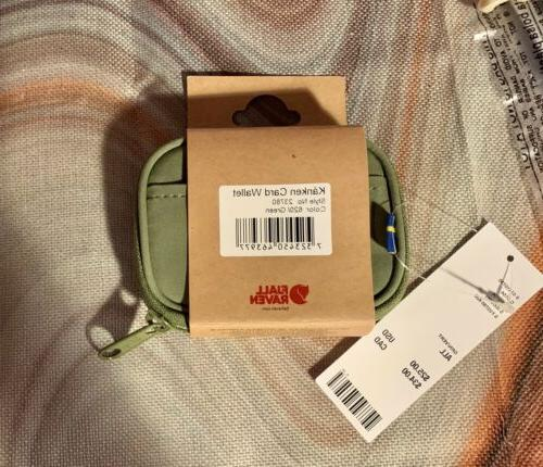 Authentic New With Tags Fjallraven Army