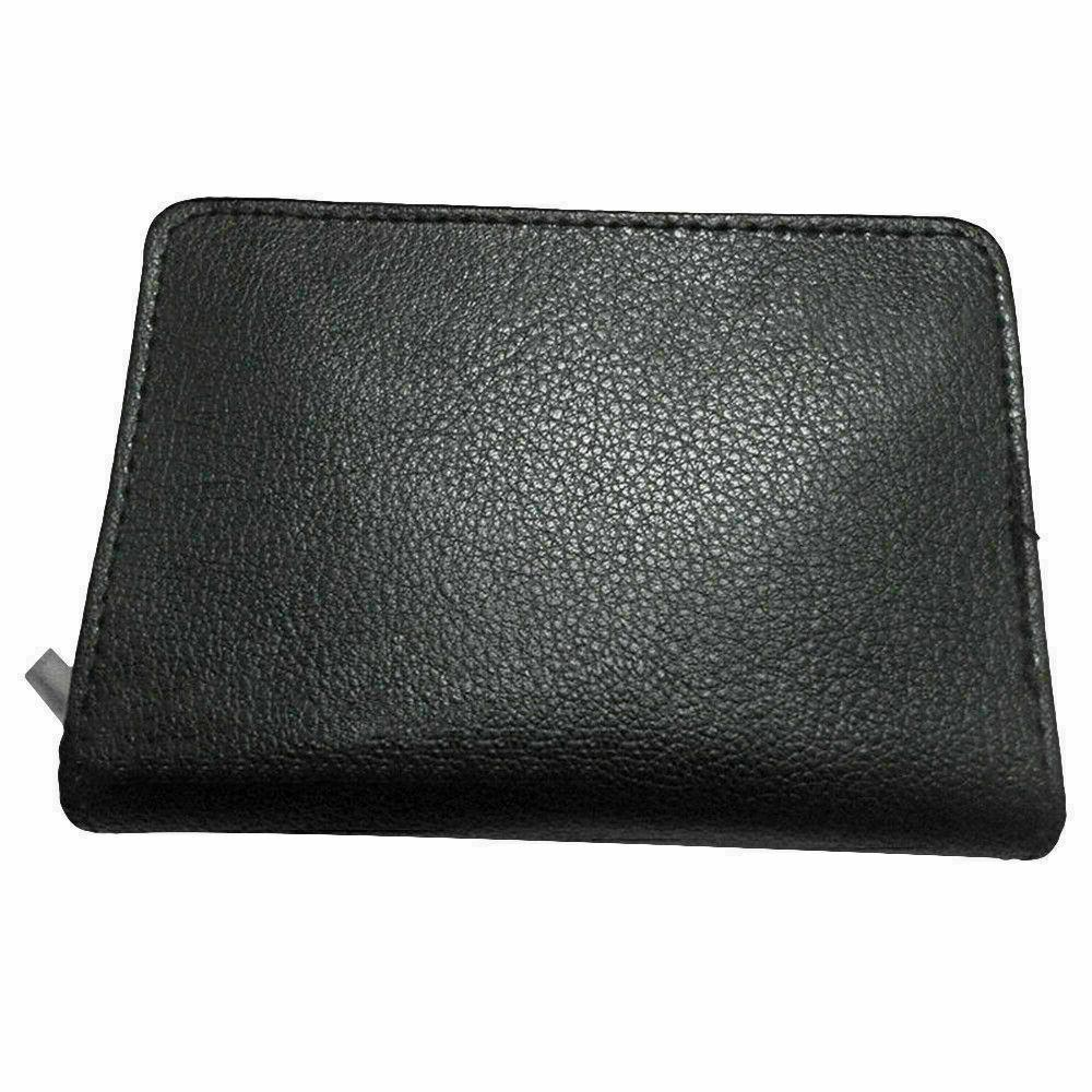 Lock Secure Men RFID Money Credit Wallets