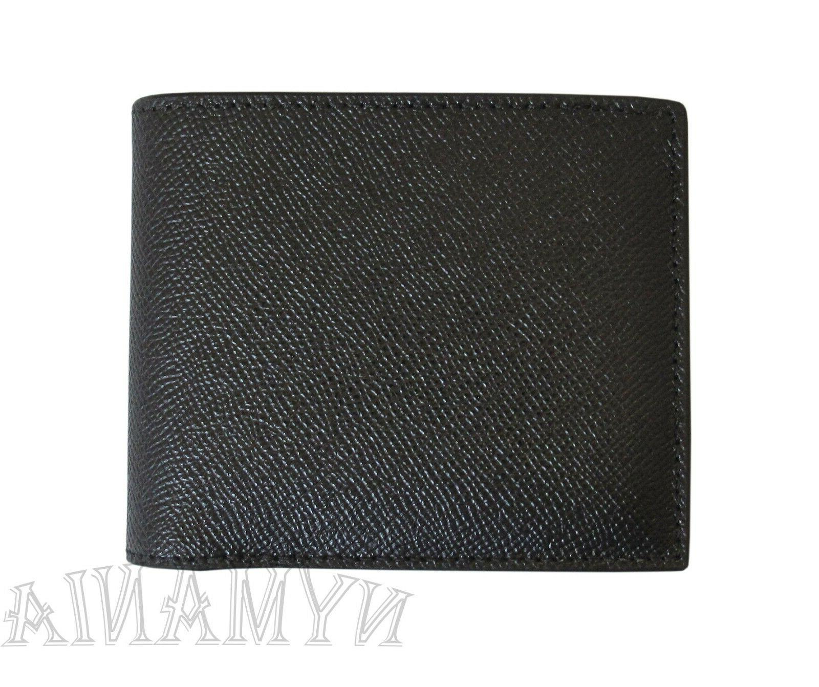 New COACH F59112 Mens 3-IN-1 Compact Leather GIFT BOX