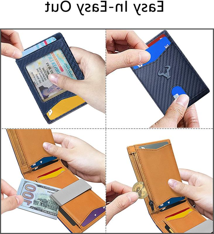 Wallet Front Holders for