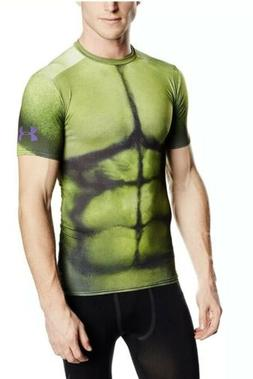 UNDER ARMOUR MEN/'S COOLSWITCH COMPRESSION SHORT SLEEVE SHIRT M L XL XXL NEW NWT