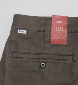 GREAT Men's Levi's 511 CHINO Pants 248880018