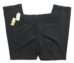 Men's Haggar Repreve E-Clo Dress Pants  Navy Blue - 38x34