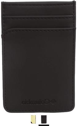 COLUMBIA MEN'S STICK ON CELL PHONE IPHONE 6/6S WALLET CREDIT