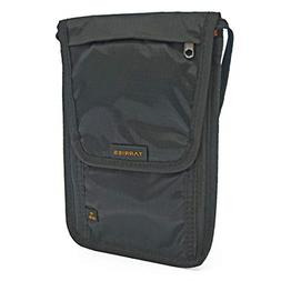 Tarriss Neck Wallet With RFID Blocking Concealed Passport Ho