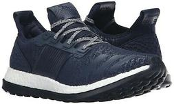 New Men's Adidas Pure Boost ZG Running Shoes Size 8-13 Navy/