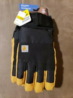 NEW Carhartt Mens cold weather insulated gloves. XL. A731