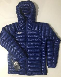 NWT Mens TNF The North Face Lonepeak Tri 3 in 1 Hooded Waterproof Jacket Blue