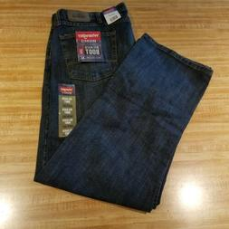 Wrangler Originals Relaxed Boot Cut Mens Jean's Size 38 NWT