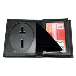 RCMP Badge Wallet Royal Canadian Mounted Police Bifold Reces