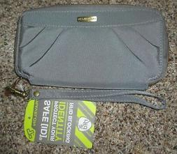 Set of Three RFID Wallets with Gift Boxes